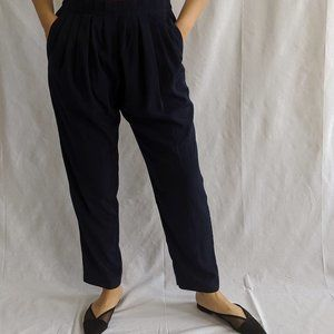 NWT J.Crew Relaxed Pleated Trousers